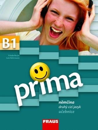 Prima B1 / díl 5 : učebnice - Náhled učebnice