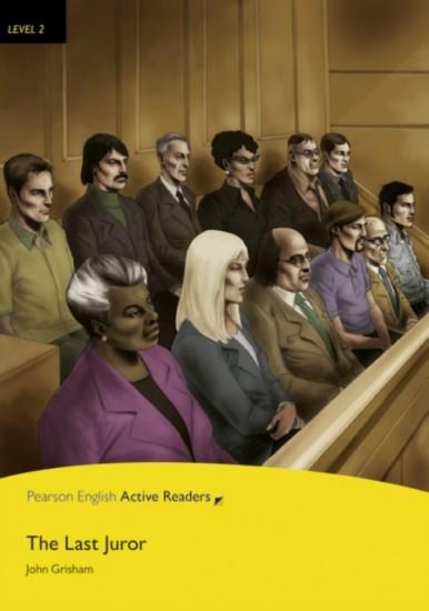 Penguin Active Reading 2 The Last Juror Book + CD-ROM Pack