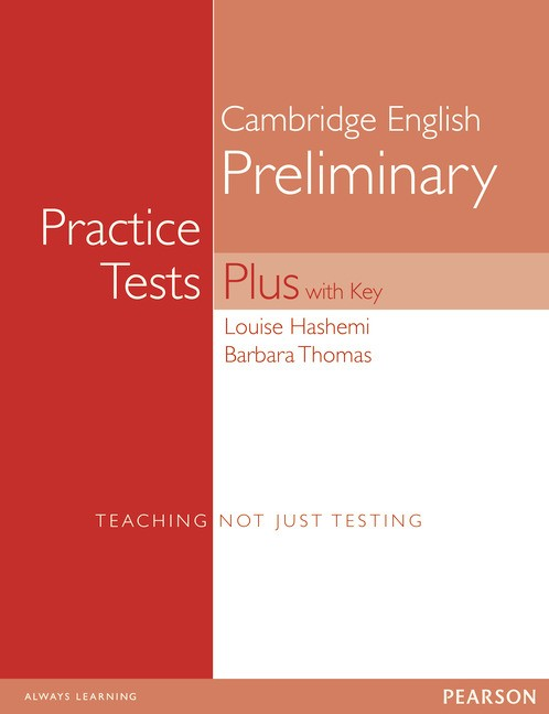 PET Practice Tests Plus 1 Revised Edition Student´s Book with Answer Key