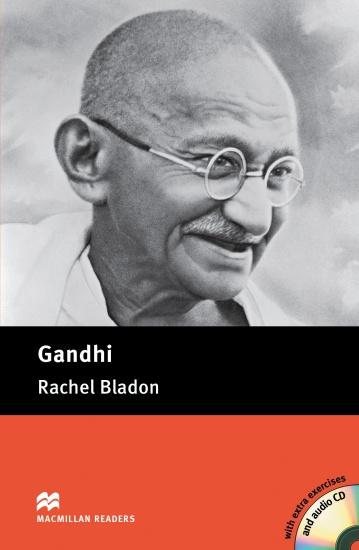 Macmillan Readers Pre-intermediate Gandhi + CD