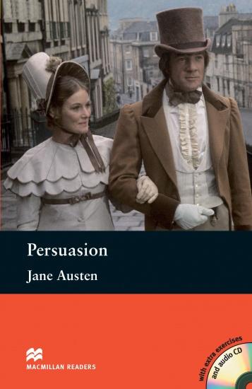 Macmillan Readers Pre-intermediate Persuasion + CD