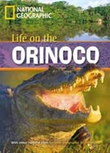 FOOTPRINT READING LIBRARY: LEVEL 800: LIFE ON THE ORINOCO + MultiDVD PACK