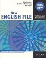 NEW ENGLISH FILE PRE-INTERMEDIATE STUDENT´S BOOK ( International English Edition)