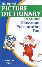 HEINLE PICTURE DICTIONARY FOR CHILDREN CLASSROOM PRESENTATION TOOL CD-ROM