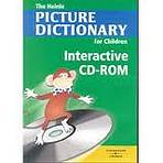 HEINLE PICTURE DICTIONARY FOR CHILDREN INTERACTIVE CD-ROM