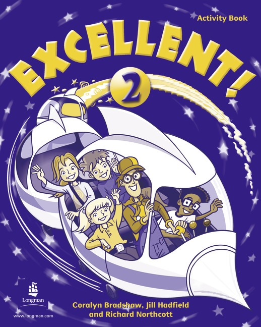 Excellent! 2 Activity Book