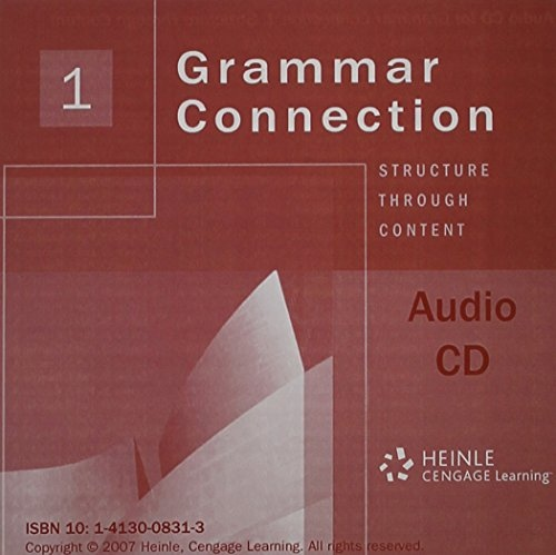 GRAMMAR CONNECTION 1 AUDIO CD