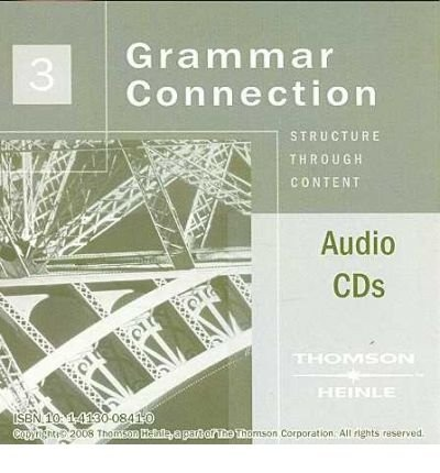 GRAMMAR CONNECTION 3 AUDIO CD