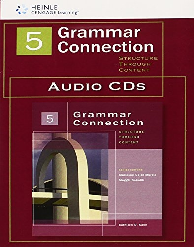GRAMMAR CONNECTION 5 AUDIO CD