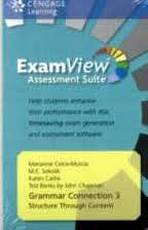 GRAMMAR CONNECTION 3 EXAMVIEW CD-ROM
