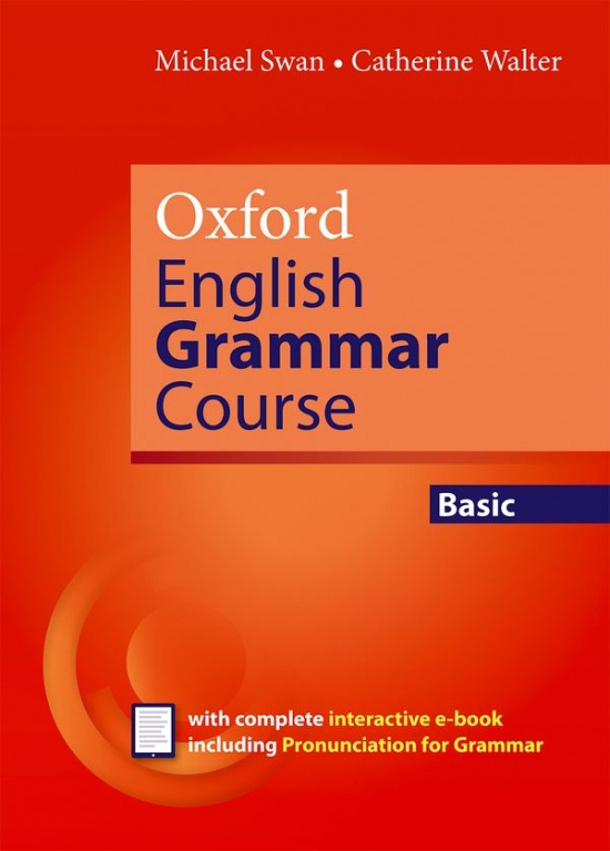 Oxford English Grammar Course Basic without Answers with CD-ROM