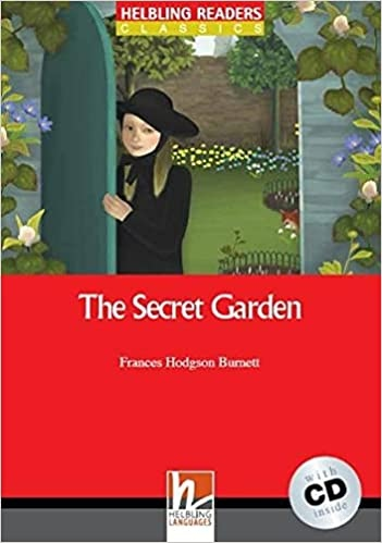 HELBLING READERS Red Series Level 2 The Secret Garden + Audio CD (Frances Hodgson Burnett)