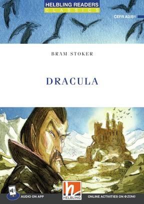 HELBLING READERS Blue Series Level 4 Dracula + Audio CD (Bram Stocker)