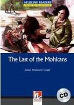 HELBLING READERS Blue Series Level 4 The Last of the Mohicans + Audio CD (James Fenimore Cooper)