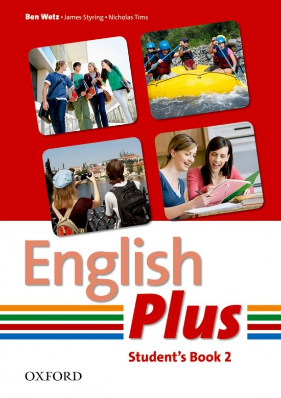 ENGLISH PLUS 2 STUDENT´S BOOK - Náhled učebnice