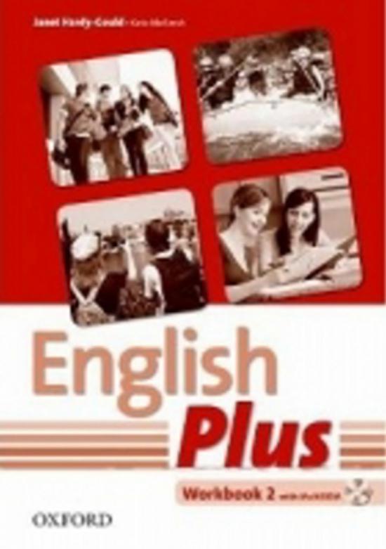 English Plus : Workbook 2 (+CDrom) - Náhled učebnice
