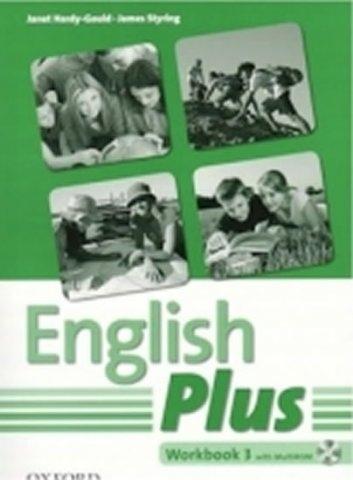 English Plus 3 Workbook with MultiROM (Czech Edition) - Náhled učebnice