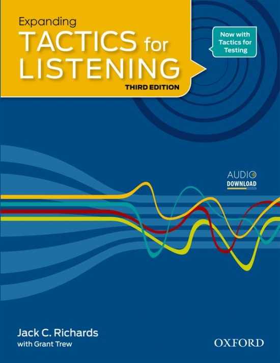 Tactics for Listening, Third Edition 3 Student´s Book