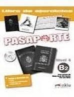 PASAPORTE ELE 4 (B2) EJERCICIOS + CD AUDIO