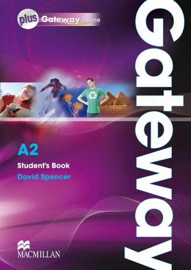 Gateway učebnice A2 - Náhled učebnice