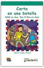 Lecturas Gominola Carta en una botella - Libro
