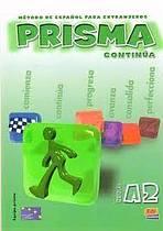 Prisma Continua A2 Libro del alumno