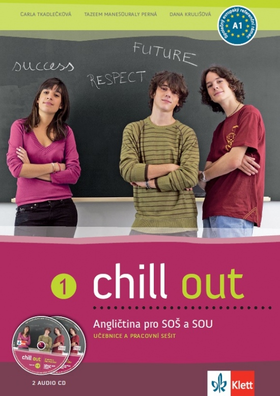 Chill out 1 učebnice + PS + CD