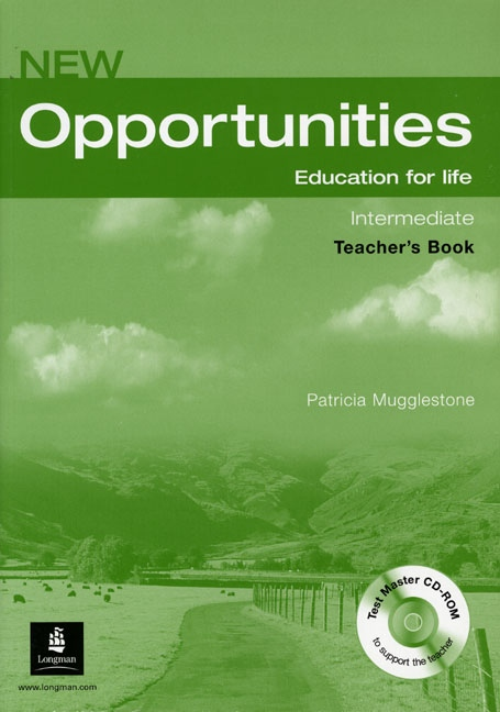 NEW OPPORTUNITIES Intermediate Teacher´s Book with Test Master CD-ROM