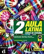 Aula Latina 2 Libro del alumno + CD