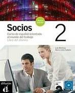 Socios 2 Nueva Edición Libro del alumno + CD