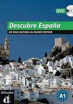Descubre Espana + DVD