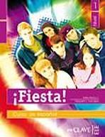 Fiesta 1 - Libro del alumno 1 (A1-A2)