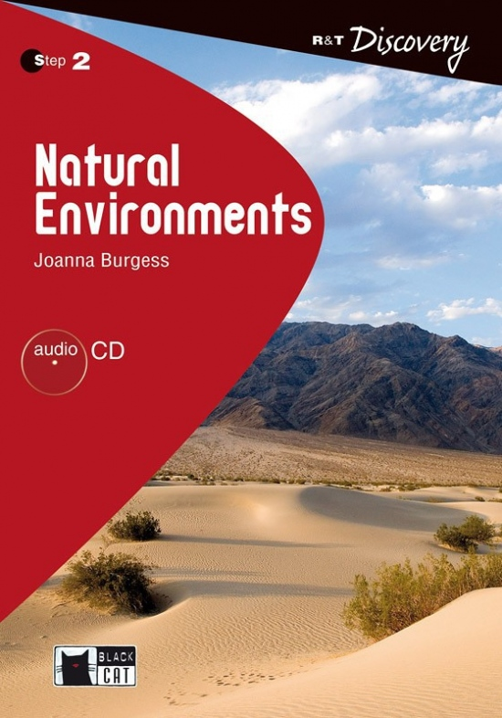 BLACK CAT NATURAL ENVIRONMENTS + CD (Reading a Training Discovery Level 2)