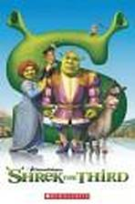 Popcorn ELT Readers 3: Shrek the Third with CD
