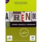 Aprende - gramatika a slovník 3 (B1)