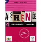 Aprende - gramatika a slovník 4 (B2)