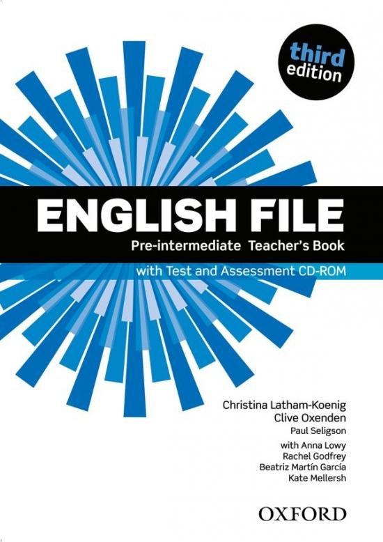 english file pre intermediate teacher book pdf