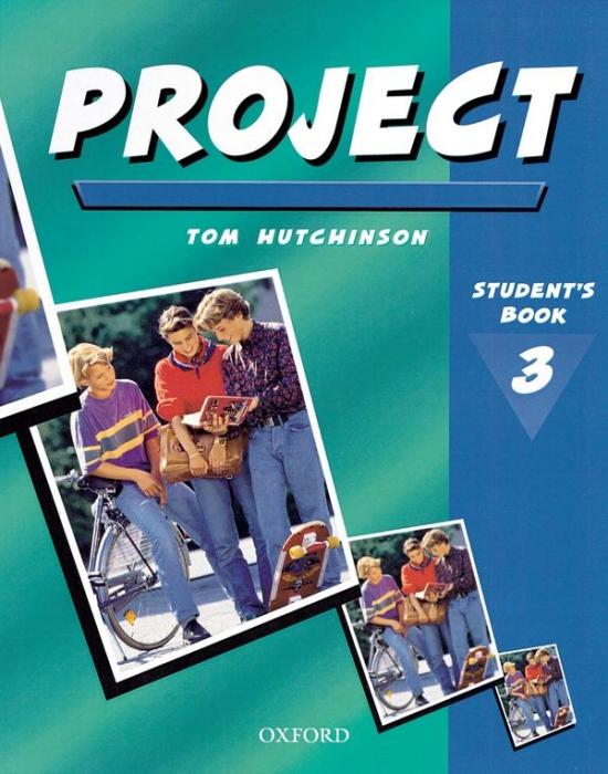 Project: Student´s Book 3 - Náhled učebnice