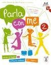 PARLA CON ME 2 LIBRO + CD