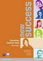 New Success Elementary Student´s Book with ActiveBook CD-ROM