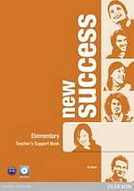 New Success Elementary Teacher´s Book with DVD-ROM
