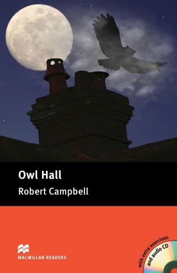 Macmillan Readers Pre-Intermediate Owl Hall Reader with Audio CD