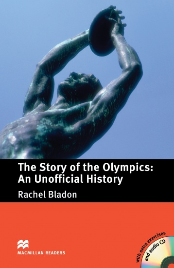 Macmillan Readers Pre-Intermediate The Story of The Olympics: An Unofficial History with Audio CD