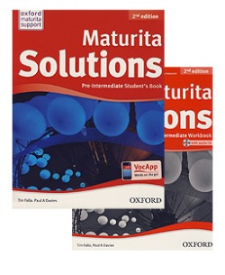 Maturita Solutions (2nd Edition) Pre-Intermediate (SB+WB) PACK