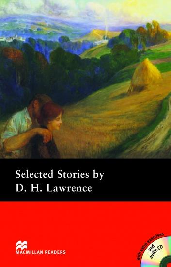 Macmillan Readers Pre-Intermediate Selected Stories by D. H. Lawrence + CD