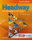 New Headway Pre-Intermediate (4th Edition) MATURITA SB a iTutor + WB a iChecker Pack