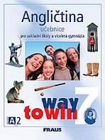 Angličtina 7 pro ZŠ a víceletá gymnázia: Way to Win (učebnice) - Náhled učebnice