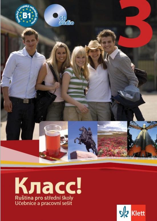 Klass! 3 (B1-B2) – balíček