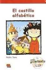 Lecturas Gominola El castillo alfabetico + CD