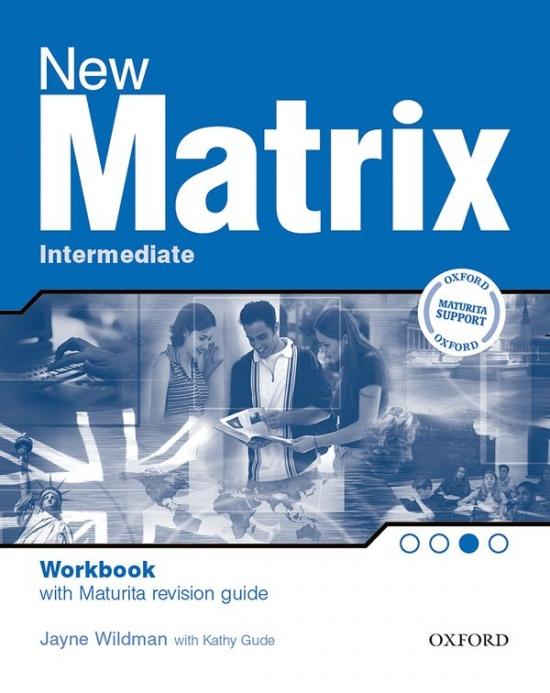 New Matrix Intermediate (modrý) - Workbook - Náhled učebnice